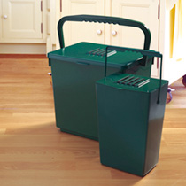 Odour-free Compost Caddy