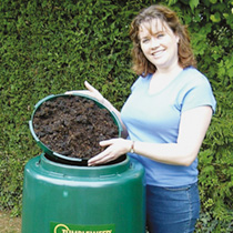 Tumbleweed Compost Maker