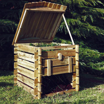 Beehive Compost bin - click to view