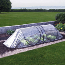Pop-up GardenGuard Tunnel - Hotbed Tunnel