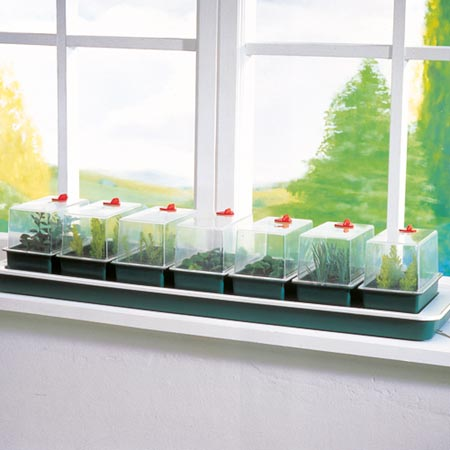 Garland Super 7 Electric Propagator