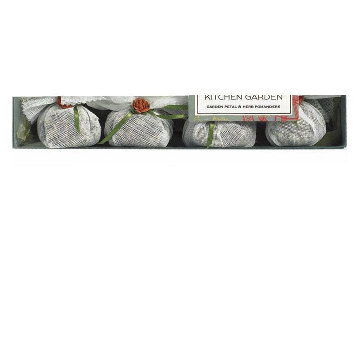 Kitchen Garden Gift Box & Pomanders