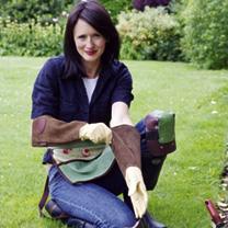 Leather Pruning Gloves - Ladies