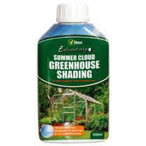 Summer Cloud Greenhouse Shading