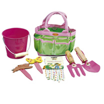 Kids Garden Kits - PINK