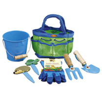Garden Kids Garden Kits - BLUE