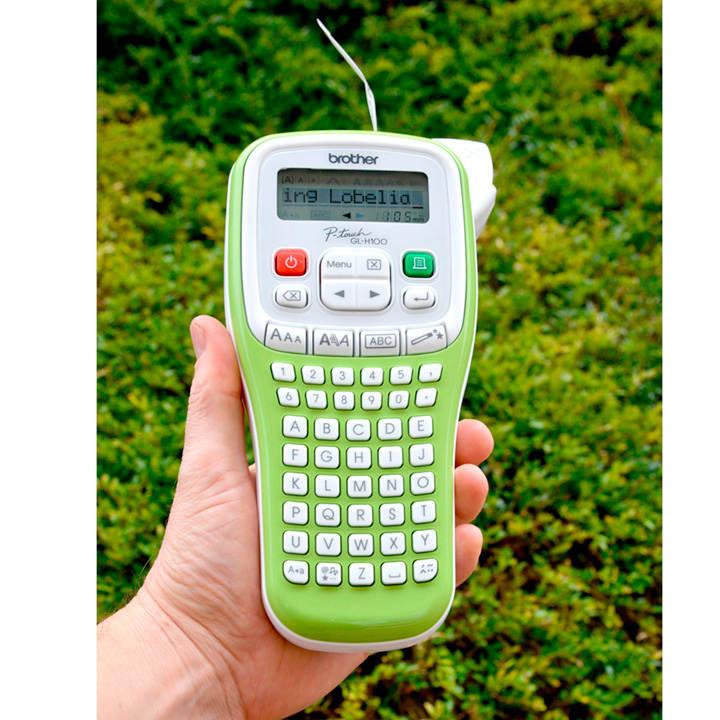 GL-H100 Handheld Garden Labeller & Refill Tapes