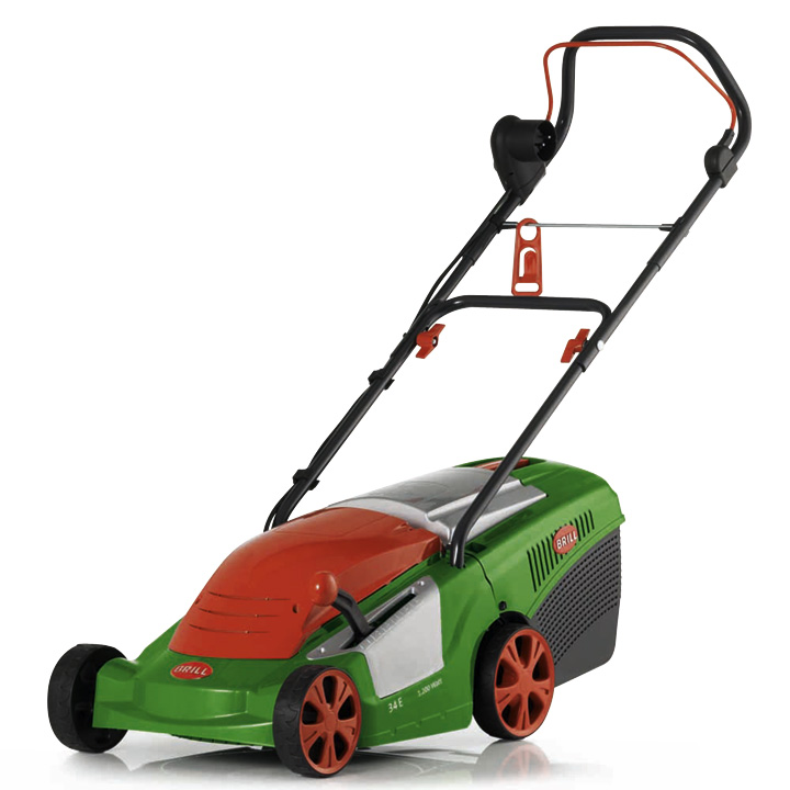 Brill 34E Electric Lawnmower