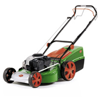 Brill Steeline Plus 46 XLR 55 Petrol Lawnmower