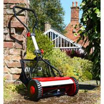 Cobra Hand Lawnmower