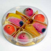Marzipan Fruits & Cupcakes