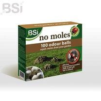 'No Moles' Mole Repellent Balls