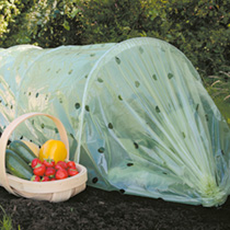 Giant Aerated Polythene Growing Tunnel