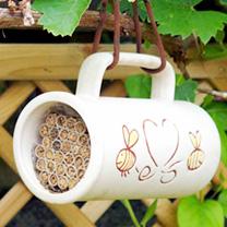 Bee Pollinator House