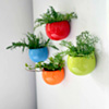 Magnetic Flower Pot