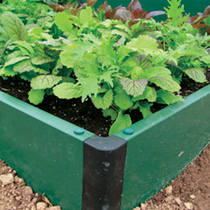 Link-a-bord Single Raised Bed Kit