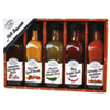 Hot Sauces Set