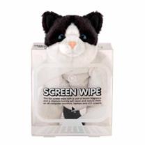 Screen Wipe - Cat