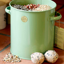 Haws 7 Litre Storage Caddy - Sage Green