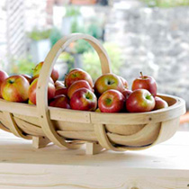 Sussex Style Wooden Trug