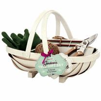 Gardener's Trug Gift Set