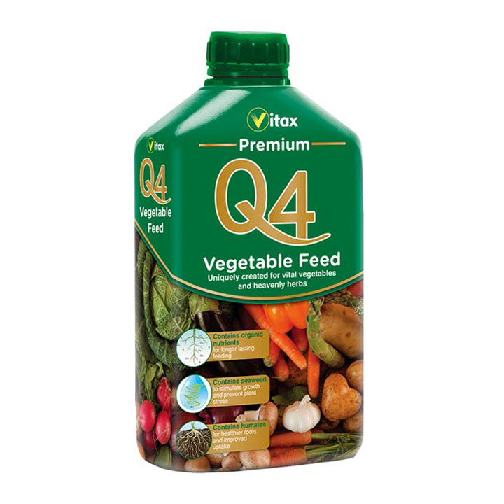 Q4 Premium Vegetable Feed