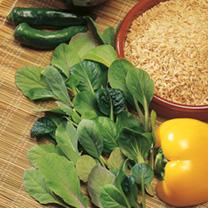 Leaf Salad Stir Fry Seeds