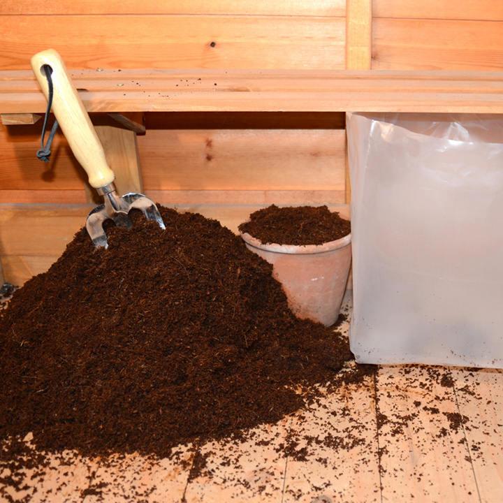 Coir Compact Planting Soil x 10 Litre