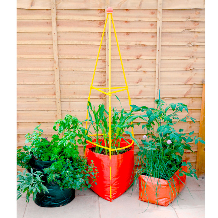 Soft Sided Patio Planter Kit + Seed