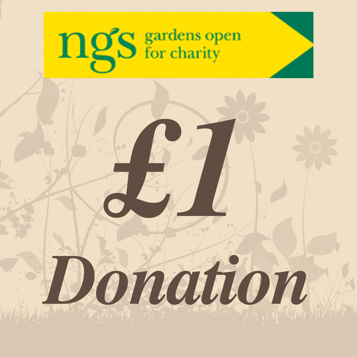 £1 Dobies NGS Donation