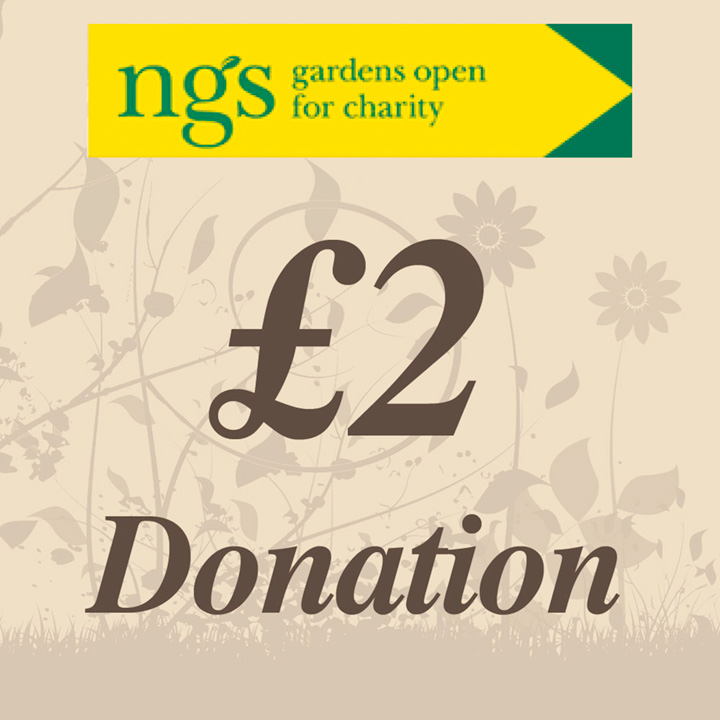 £2 Dobies NGS Donation