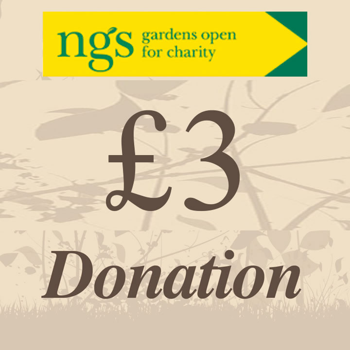 £3 Dobies NGS Donation