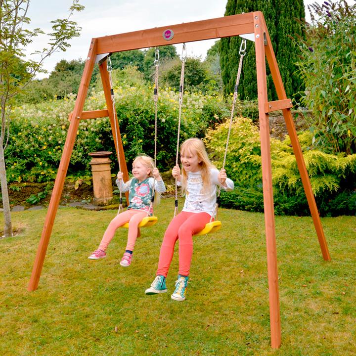 Plum Double Swing