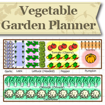 Try our vegetable garden planner