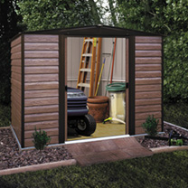 Woodvale Apex Shed - 8' x 6'
