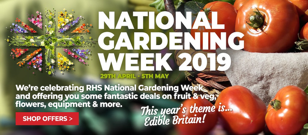 National Gardening Week Offers