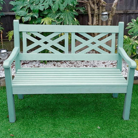 Zero Maintenance Salcombe Bench
