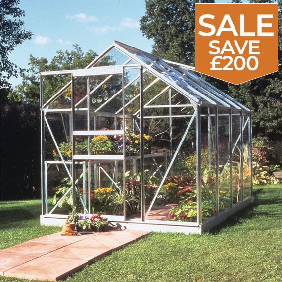 Greenhouses & Coldframes
