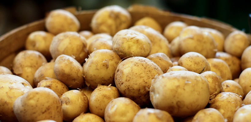 Buy 3 packs of Potatoes for £12