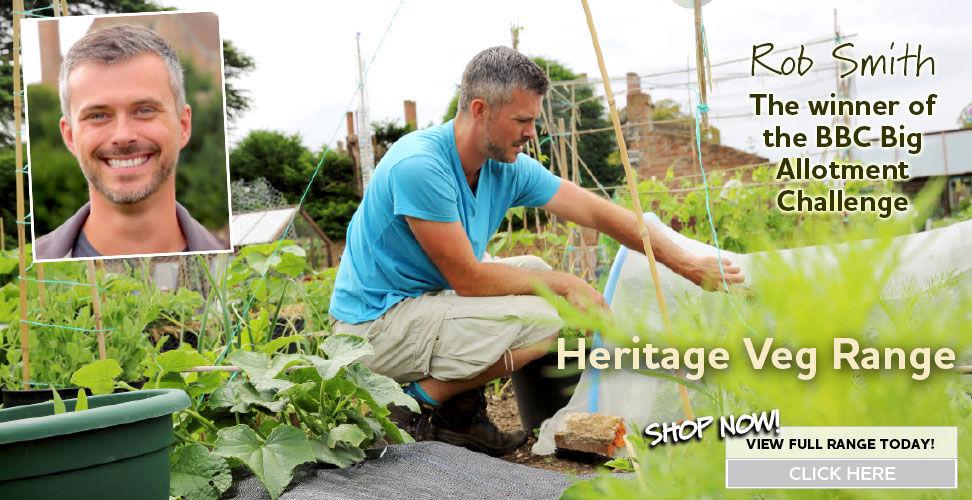 rob smith heritage veg