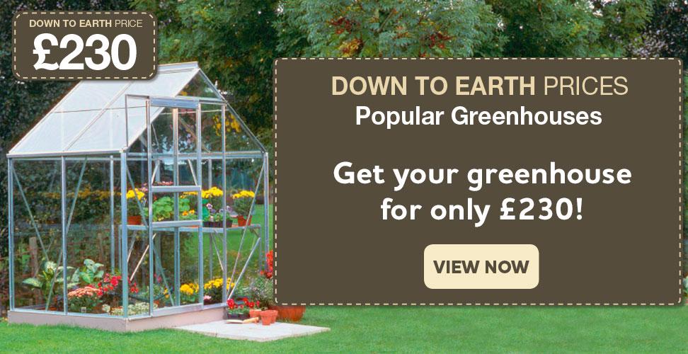popular greenhouses