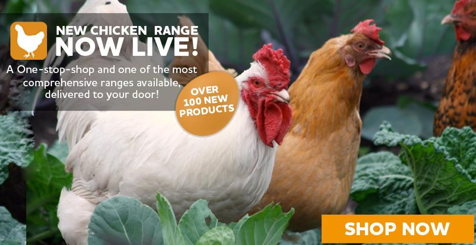 View our new Chicken range
