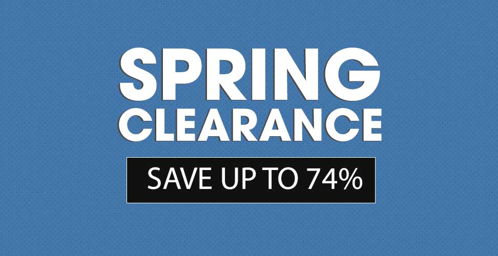 dobies spring clearance