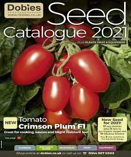 Dobies Seed 2020 Catalogue Cover