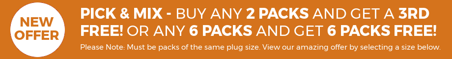 View our amazing offer on Plug plants by selecting a size below