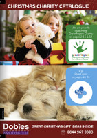 dobies christmas charity catalogue 2016