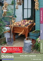 dobies kitchen garden catalogue 2016