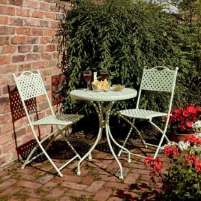 Havana Lattice Bistro Set - Save £30