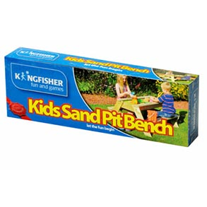 Kids Picnic Sand Pit - Save £20