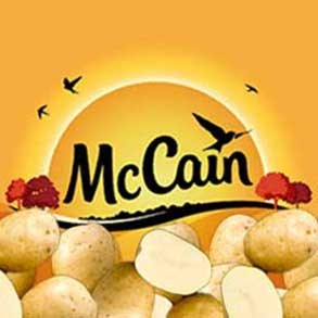 McCain Potatoes